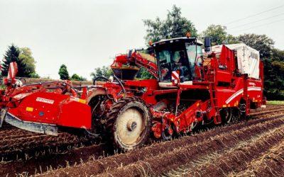 Potato Harvesting 2019