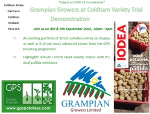 Coldham Variety Day