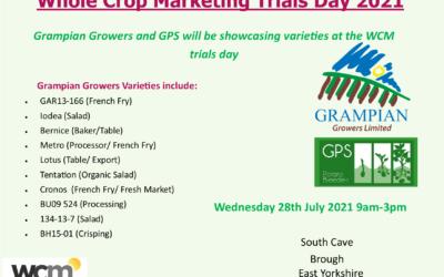 Grampian Growers Potato Events 2021